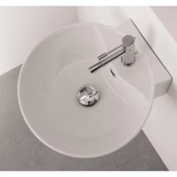 SCARABEO 8009/R SFERA 15.8 INCHES BATHROOM SINK