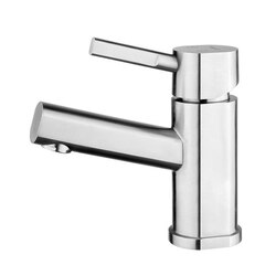 WHITEHAUS WHS0311-SB-BSS WATERHAUS SINGLE HOLE SOLID STAINLESS STEEL LAVATORY FAUCET