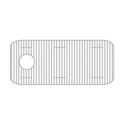 WHITEHAUS GR3618 STAINLESS STEEL SINK GRID FOR USE WITH FIRECLAY SINK MODEL WH3618