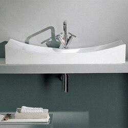 SCARABEO 8038/R TSUNAMI 35.8 INCHES BATHROOM SINK