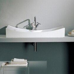 SCARABEO 8039/R TSUNAMI 27.6 INCHES BATHROOM SINK