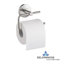BLOSSOM BA02 505 02 TOILET TISSUE HOLDER IN BRUSH NICKEL