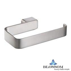 BLOSSOM BA02 605 02 TOILET TISSUE HOLDER IN BRUSH NICKEL