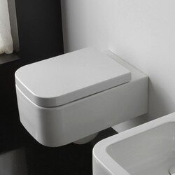 SCARABEO 8301 NEXT WALL-MOUNTED TOILET