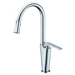 DAWN AB27 3602C SINGLE-LEVER KITCHEN FAUCET IN CHROME