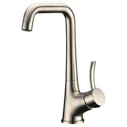 DAWN AB50 3715BN SINGLE-LEVER BAR FAUCET IN BRUSHED NICKEL