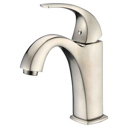 DAWN AB04 1275BN SINGLE-LEVER LAVATORY FAUCET IN BRUSHED NICKEL