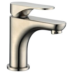 DAWN AB37 1565BN SINGLE-LEVER LAVATORY FAUCET IN BRUSHED NICKEL