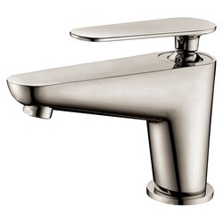 DAWN AB27 1600BN SINGLE-LEVER LAVATORY FAUCET IN BRUSHED NICKEL