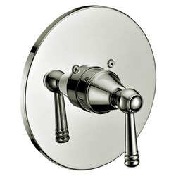DAWN D2221901BN PRESSURE BALANCING VALVE TRIM IN BRUSHED NICKEL