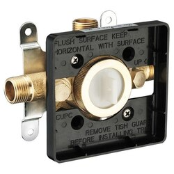 DAWN D1267200 PRESSURE BALANCING VALVE (ROUGH IN)