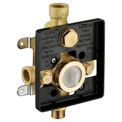DAWN D1267300 PRESSURE BALANCING DIVERTER VALVE (ROUGH IN)