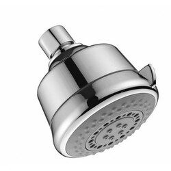DAWN SHM090100 3-1/2 INCH MULTIFUNCTION SHOWERHEAD IN CHROME