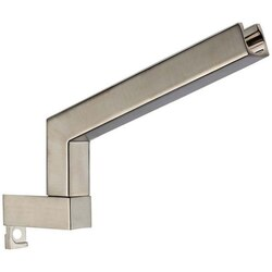 DAWN MN04 WALL MOUNT BRACKET AND ARM IN BRUSHED NICKEL