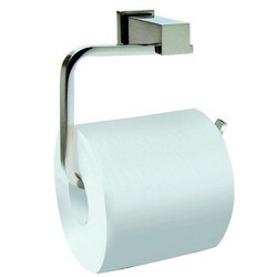 DAWN 8207S SQUARE SERIES TOILET PAPER HOLDER IN SATIN NICKEL
