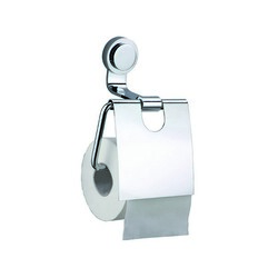 DAWN 9307S CIRCLE SERIES TOILET PAPER HOLDER IN SATIN NICKEL