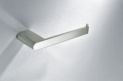 DAWN 96019005BN TOILET ROLL HOLDER IN BRUSHED NICKEL