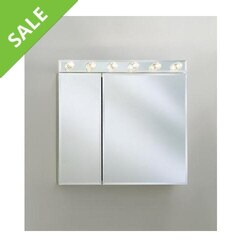 SALE! ROBERN CDL30TS INCANDESCENT LIGHT KIT FOR CDC30 SILVER CABINET