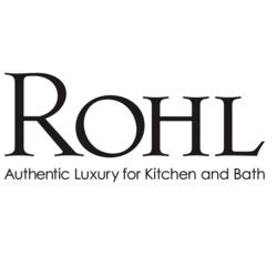ROHL 04-3637 BRASS TOILET BOLT SET