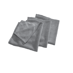 ROHL RSSCLEANINGCLOTH SET OF 3 MICROFIBER CLOTHS
