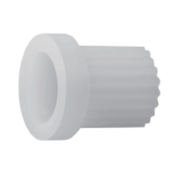ROHL 9.15402 PERRIN AND ROWE VERNIER PLASTIC ADAPTOR THAT FITS UNDER 1/2 INCH AND 3/4 INCH CROSS AND LEVER HANDLES