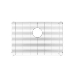 JULIEN 200920 GRID FOR STAINLESS STEEL, URBANEDGE, J7 AND CLASSIC SINKS, 27 X 18 INCH IN ELECTRO POLISH FINISH