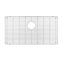 JULIEN 200922 GRID FOR STAINLESS STEEL, URBANEDGE, J7 AND CLASSIC SINKS, 33 X 18 INCH IN ELECTRO POLISH FINISH