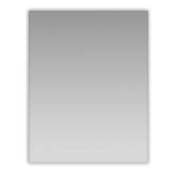 EVIVA EVMR05-72X30 SLEEK 72 INCH FRAMELESS BATHROOM WALL MIRROR