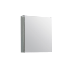 EVIVA EVMR600-24NL  LAZY 24 INCH ALL MIRROR WALL MOUNT/RECESSED MEDICINE CABINET WITH NO LIGHTS