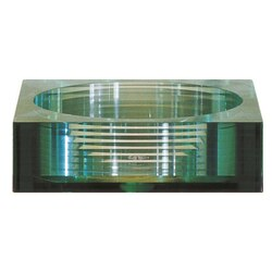 AVANITY GVE450SQ TEMPERED GLASS VESSEL