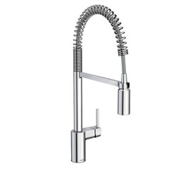 MOEN 5923 ALIGN ONE-HANDLE PRE-RINSE SPRING PULLDOWN KITCHEN FAUCET