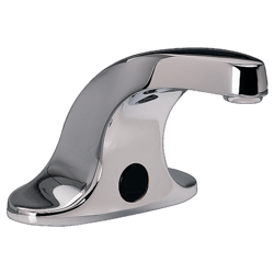 AMERICAN STANDARD 605B.204.002 INNSBROOK SELECTRONIC PROXIMITY BASE MODEL METERING FAUCET IN POLISHED CHROME, 0.35 GPM