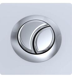 TOTO THU736-A Push Button Assembly for Aquia IV One-Piece Toilet
