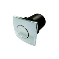 FRANKE WD982PN SQUARE AIR SWITCH- POLISHED NICKEL