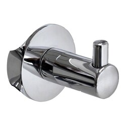 MR. STEAM RHOOK-PC BROADWAY COLLECTION SINGLE ROBE HOOK IN POLISHED CHROME
