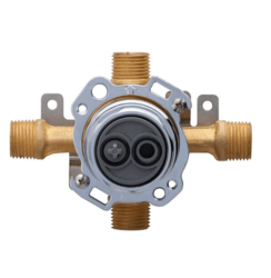 DANZE G00GS505 TREYSTA TUB AND SHOWER VALVE HORIZONTAL INPUTS WITHOUT STOPS- IPS/SWEAT