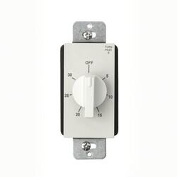 MR.STEAM 104327B COMMERCIAL MECHANICAL TIMER WITH STEAM VENT