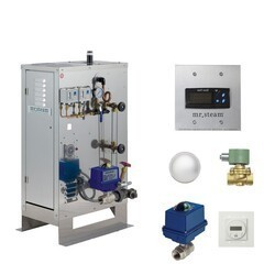 MR.STEAM C0500C1A211 CU 1 GENERATOR PACKAGE 12KW 240V/1PH WITH DIGITAL 1 CONTROL PACKAGE