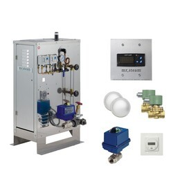MR.STEAM C2000C3A231 CU 2 GENERATOR PACKAGE 48KW 240V/3PH WITH DIGITAL 1 CONTROL PACKAGE