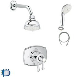 GROHE TEMPESTA COMBO PACK SHOWER SYSTEM