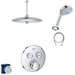 GROHE EUPHORIA COMBO PACK II SHOWER SYSTEM