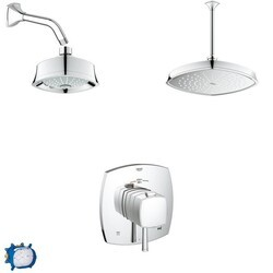 GROHE GRANDERA COMBO PACK III SHOWER SYSTEM