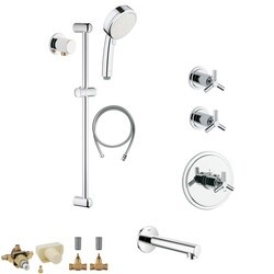 GROHE ATRIO COMBO PACK SHOWER SYSTEM