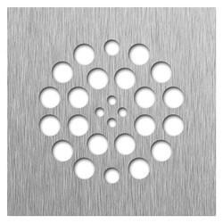Tile Redi DP-SQ Redi Drain 4.25 x 4.25 Drain Plate