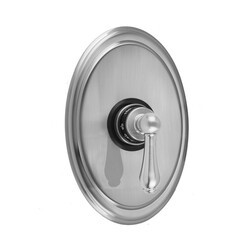 JACLO T736-TRIM OVAL PLATE WITH REGENCY LEVER TRIM FOR THERMOSTATIC VALVES (J-TH34 AND J-TH12)