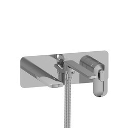 RIOBEL EV21C EVER WALL-MOUNT TYPE T/P (THERMO/PRESSURE BALANCE) COAX IN CHROME