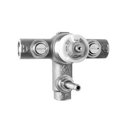 JACLO J-THVC12 1/2 INCH THERMOSTATIC VALVE WITH INTEGRAL VOLUME CONTROL