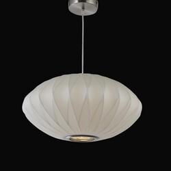 LEGION FURNITURE LM10904-18 18 INCH PENDANT LAMP IN WHITE