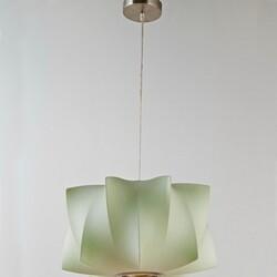 LEGION FURNITURE LM11921-17GR 17 INCH PENDANT LAMP IN GREEN