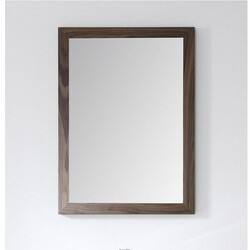 CHANS FURNITURE MIR-409NT-24 COLLE 22 INCH WALL MIRROR